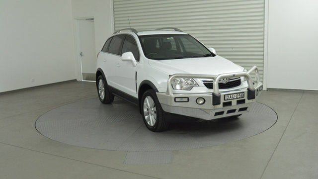 Used Holden Captiva 5 LT, Southport, 2015 Holden Captiva 5 LT Wagon