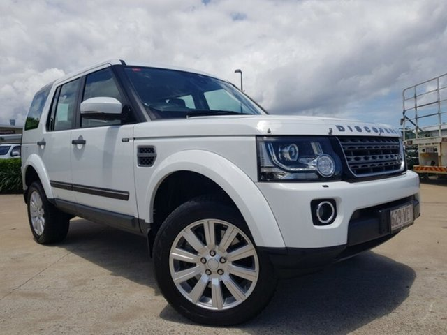 Used Land Rover Discovery TDV6, Townsville, 2015 Land Rover Discovery TDV6 Wagon