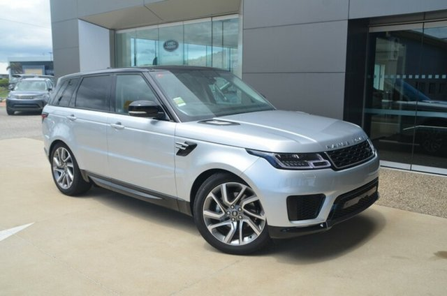 New Land Rover Range Rover Sport HSE, Townsville, 2018 Land Rover Range Rover Sport HSE Wagon