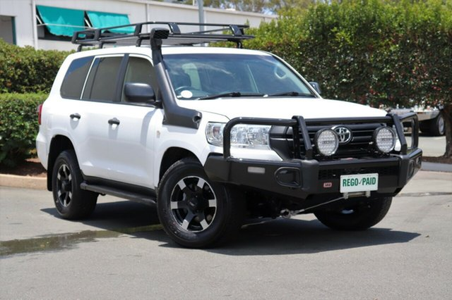 Used Toyota Landcruiser GX, Acacia Ridge, 2015 Toyota Landcruiser GX VDJ200R Wagon
