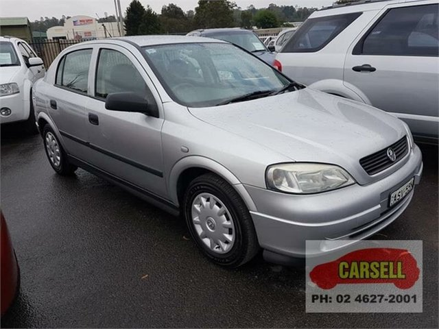 Used Holden Astra CD Classic, Campbelltown, 2004 Holden Astra CD Classic Sedan
