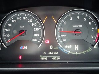 2014 BMW M3 M-DCT Sedan.