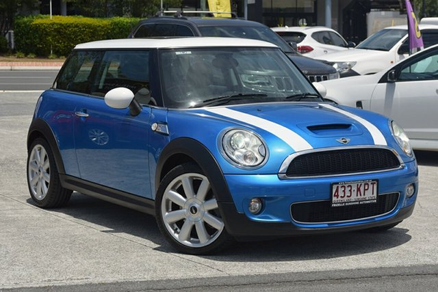 Used Mini Hatch Cooper S Chilli, Warwick Farm, 2007 Mini Hatch Cooper S Chilli Hatchback
