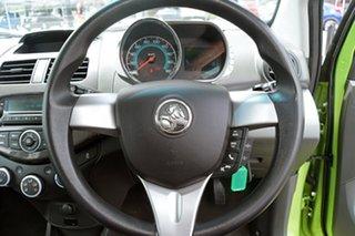 2015 Holden Barina Spark CD Hatchback.