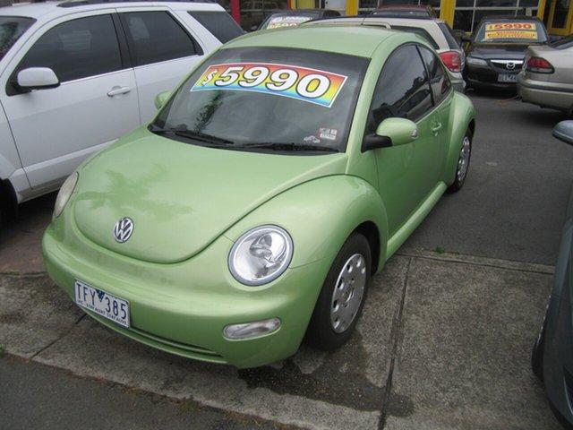 Used Volkswagen Beetle Coupe, Cheltenham, 2004 Volkswagen Beetle Coupe Liftback