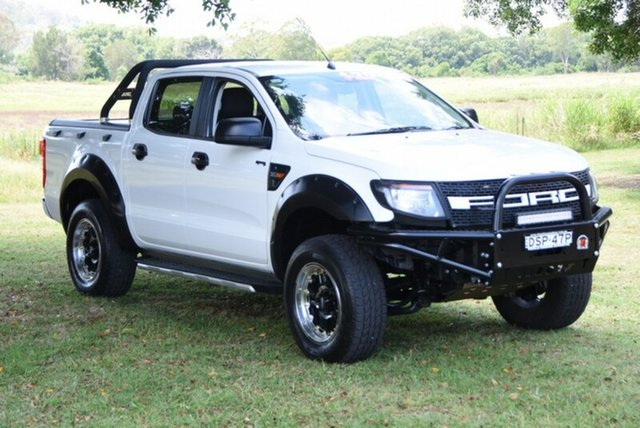Used Ford Ranger XL Double Cab, Southport, 2012 Ford Ranger XL Double Cab Utility