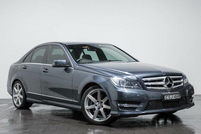 Used Mercedes-Benz C250 CDI Avantgarde 7G-Tronic +, Rozelle, 2014 Mercedes-Benz C250 CDI Avantgarde 7G-Tronic + Sedan