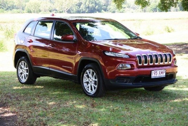 Used Jeep Cherokee Sport, Southport, 2015 Jeep Cherokee Sport Wagon