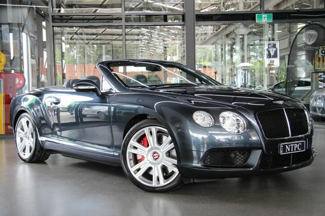 Used Bentley Continental GTC V8, North Melbourne, 2013 Bentley Continental GTC V8 Convertible