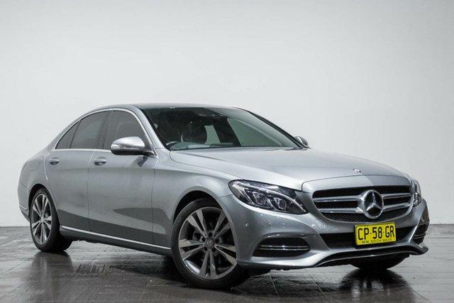 Used Mercedes-Benz C200 7G-Tronic +, Rozelle, 2014 Mercedes-Benz C200 7G-Tronic + Sedan