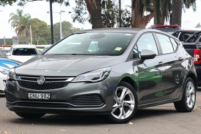 Demonstrator, Demo, Near New Holden Astra RS, Brookvale, 2017 Holden Astra RS Hatchback