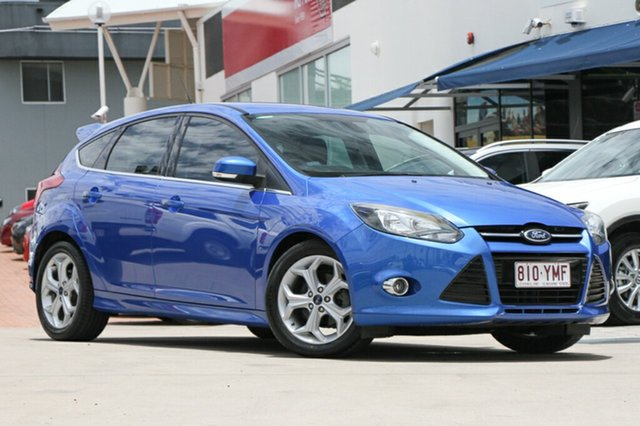 Used Ford Focus Sport PwrShift, Indooroopilly, 2012 Ford Focus Sport PwrShift Hatchback