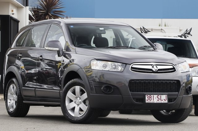 Used Holden Captiva 7 SX, Beaudesert, 2012 Holden Captiva 7 SX Wagon