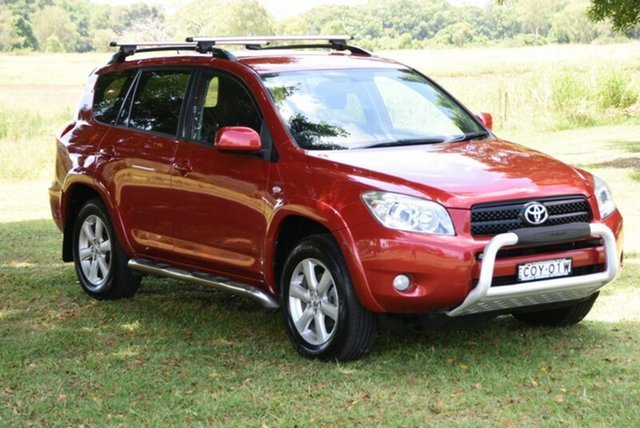 Used Toyota RAV4 Cruiser L, Southport, 2007 Toyota RAV4 Cruiser L Wagon