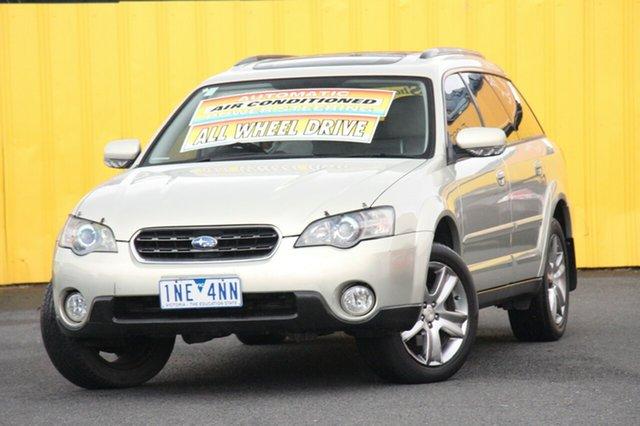 Used Subaru Outback R AWD Premium Pack, Cheltenham, 2004 Subaru Outback R AWD Premium Pack Wagon