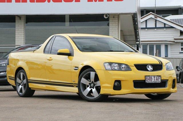 Used Holden Ute SV6 Z Series, Indooroopilly, 2013 Holden Ute SV6 Z Series Utility