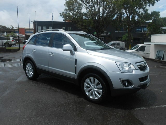 Used Holden Captiva 5 LT, Nowra, 2014 Holden Captiva 5 LT Wagon