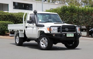 Used Toyota Landcruiser GX, Acacia Ridge, 2016 Toyota Landcruiser GX VDJ79R Cab Chassis