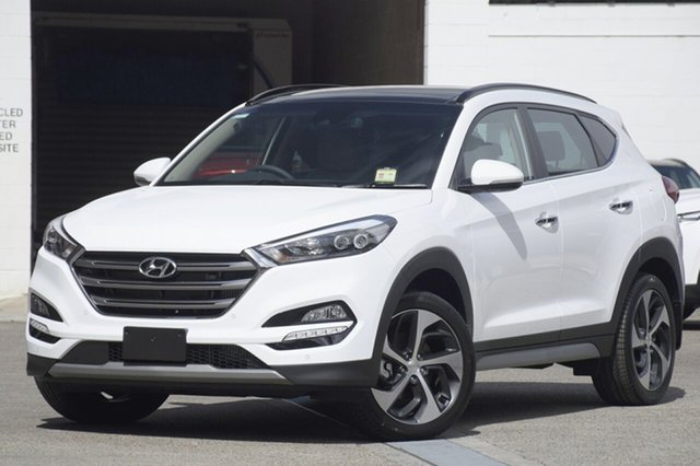 Demonstrator, Demo, Near New Hyundai Tucson Highlander AWD, Brookvale, 2018 Hyundai Tucson Highlander AWD Wagon