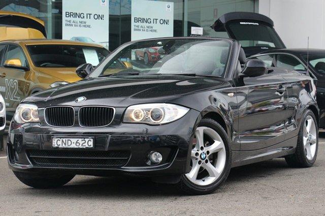 Used BMW 118d, Brookvale, 2013 BMW 118d Convertible