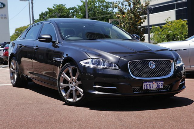 Used Jaguar XJ Premium SWB Luxury, Osborne Park, 2013 Jaguar XJ Premium SWB Luxury Sedan