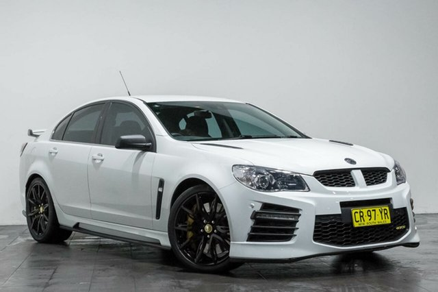 Used Holden Special Vehicles GTS, Rozelle, 2016 Holden Special Vehicles GTS Sedan