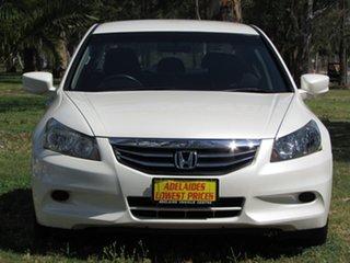 2011 Honda Accord VTi Sedan.