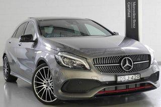 2017 Mercedes-Benz A250 Sport D-CT 4MATIC Hatchback.