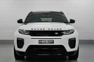 2016 Land Rover Range Rover Evoque SI4 HSE Dynamic Wagon.