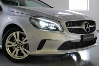 2017 Mercedes-Benz A180 D-CT Hatchback.