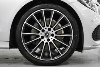 2018 Mercedes-Benz C220 d 9G-TRONIC Sedan.