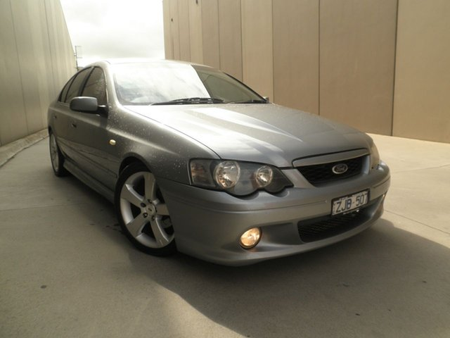 Used Ford Falcon XR6 Turbo, Cheltenham, 2003 Ford Falcon XR6 Turbo Sedan