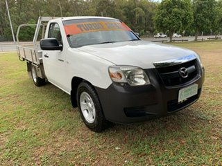 2006 Mazda BT-50 B2500 DX Cab Chassis.