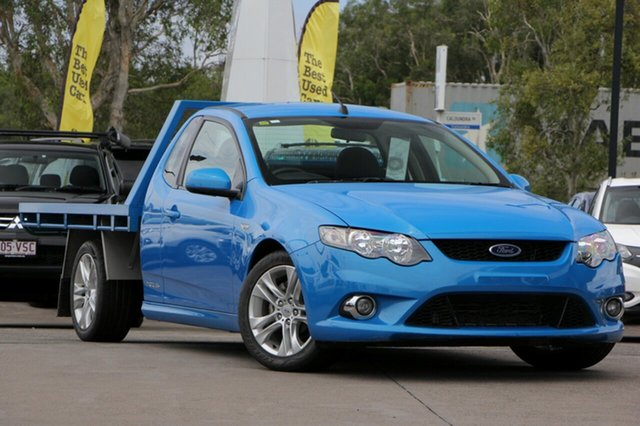 Used Ford Falcon XR6 Super Cab, Caloundra, 2011 Ford Falcon XR6 Super Cab Cab Chassis