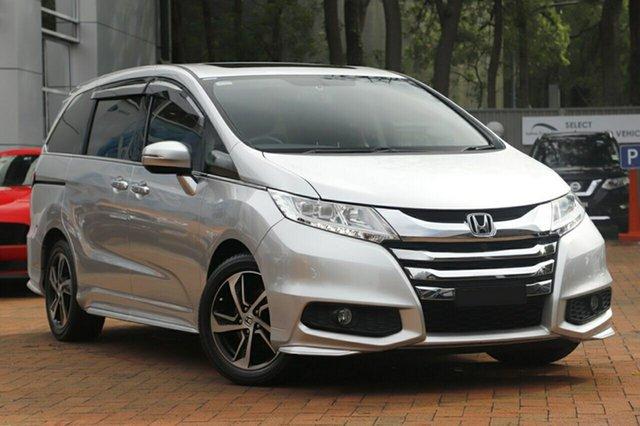 Used Honda Odyssey VTi-L, Warwick Farm, 2016 Honda Odyssey VTi-L Wagon