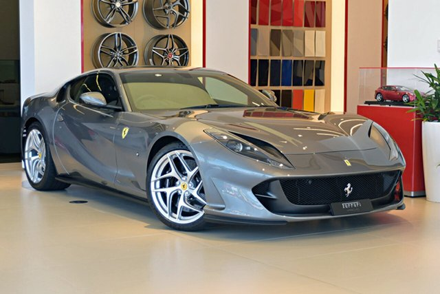 Used Ferrari 812 Superfast DCT, Southport, 2017 Ferrari 812 Superfast DCT Coupe