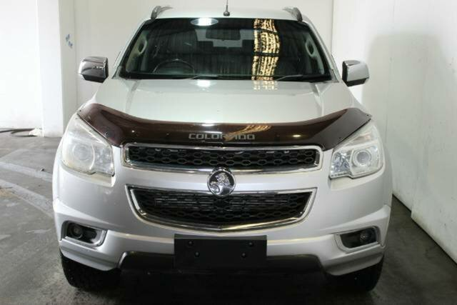 Used Holden Colorado 7 LTZ, Underwood, 2013 Holden Colorado 7 LTZ Wagon