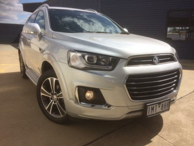 Used Holden Captiva 7 LTZ (AWD), Wangaratta, 2018 Holden Captiva 7 LTZ (AWD) Wagon