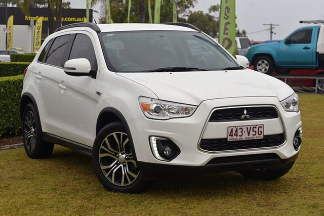 Discounted Used Mitsubishi ASX LS 2WD, Southport, 2015 Mitsubishi ASX LS 2WD SUV