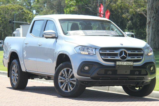 Discounted Demonstrator, Demo, Near New Mercedes-Benz X-Class X250d 4MATIC Progressive, Narellan, 2018 Mercedes-Benz X-Class X250d 4MATIC Progressive Utility