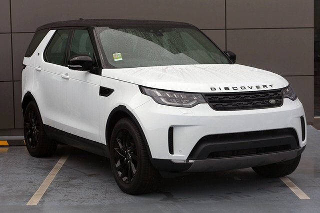 New Land Rover Discovery, Springwood, 2018 Land Rover Discovery Wagon