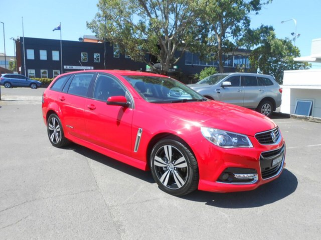 Used Holden Commodore SV6 Sportwagon Storm, Nowra, 2014 Holden Commodore SV6 Sportwagon Storm Wagon