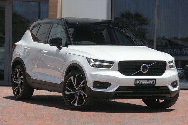 Discounted Used Volvo XC40 T5 AWD R-Design, Warwick Farm, 2018 Volvo XC40 T5 AWD R-Design SUV