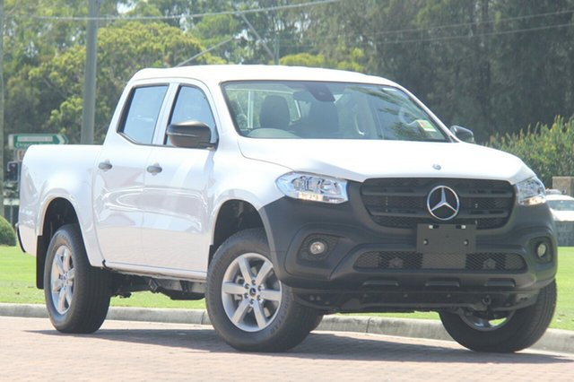 Discounted New Mercedes-Benz X-Class X220d 4MATIC Pure, Southport, 2018 Mercedes-Benz X-Class X220d 4MATIC Pure Utility