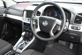 2014 Holden Captiva 7 LS SUV.
