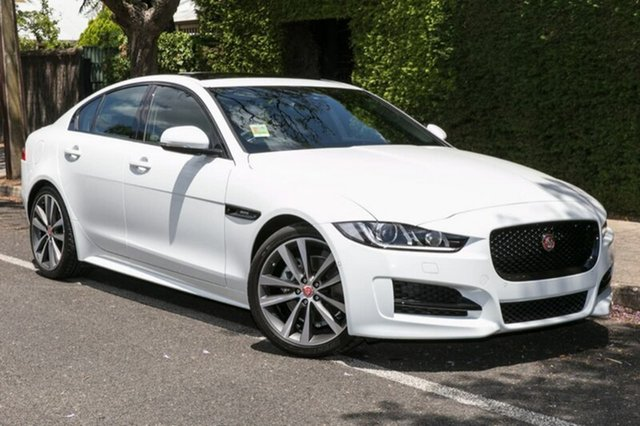 Demonstrator, Demo, Near New Jaguar XE 20d R-Sport, Hawthorn, 2018 Jaguar XE 20d R-Sport Sedan