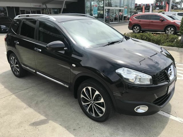 Discounted Used Nissan Dualis +2 Hatch X-tronic 2WD Ti-L, Yamanto, 2013 Nissan Dualis +2 Hatch X-tronic 2WD Ti-L Hatchback