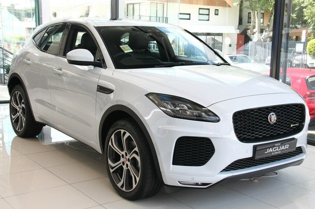 Discounted Demonstrator, Demo, Near New Jaguar E-PACE D180 R-Dynamic AWD First Edition, Malvern, 2017 Jaguar E-PACE D180 R-Dynamic AWD First Edition Wagon