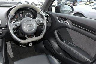 2016 Audi RS 3 Sportback S tronic quattro Hatchback.