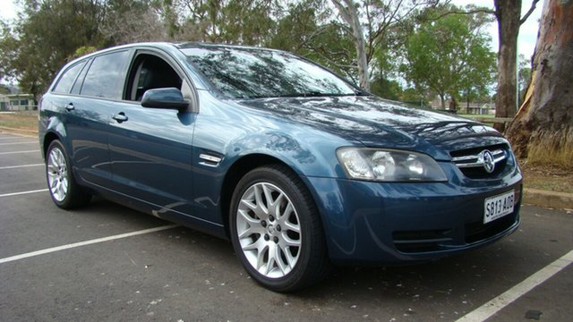 Used Holden Commodore 60th Anniversary Sportwagon, Nailsworth, 2008 Holden Commodore 60th Anniversary Sportwagon Wagon
